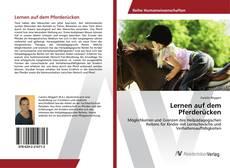 Couverture de Lernen auf dem Pferderücken