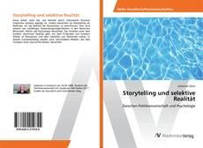 Capa do livro de Storytelling und selektive Realität