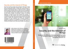 Copertina di Security and the Internet of Things