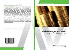 Portada del libro de Rückstellungen nach IFRS