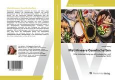Buchcover von Matrilineare Gesellschaften
