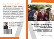 Portada del libro de Social-Media-Marketing und Customer-Insights durch Internet-Memes