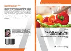Buchcover von Nachhaltigkeit auf dem Lebensmittelmarkt
