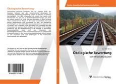 Buchcover von Ökologische Bewertung