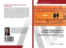 Bookcover of Gender Roles between Change and Persistence: