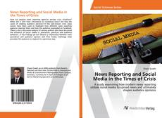 Buchcover von News Reporting and Social Media in the Times of Crisis