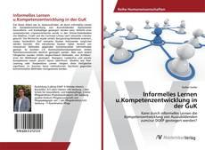 Обложка Informelles Lernen u.Kompetenzentwicklung in der GuK
