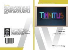 Capa do livro de Tinnitus