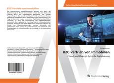 Buchcover von B2C-Vertrieb von Immobilien