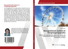Buchcover von Occupational Justice in Vergnügungsparks