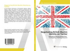 Capa do livro de Negotiating British Muslim Identity on Twitter