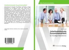 Buchcover von Interkommunale Zusammenarbeit