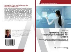 Buchcover von Formative Tests zur Sicherung des Wissens mit Moodle