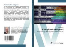 Bookcover of Homophobie in Uganda