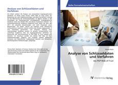 Buchcover von Analyse von Schlüsseldaten und Verfahren