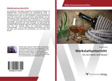 Capa do livro de Werkstattunterricht