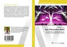 Portada del libro de Das Phänomen ABBA