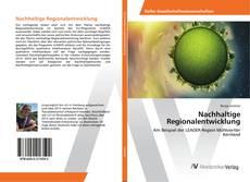 Nachhaltige Regionalentwicklung的封面
