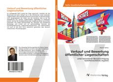Buchcover von Verkauf und Bewertung öffentlicher Liegenschaften