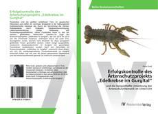 "Couverture de Erfolgskontrolle des Artenschutzprojekts ""Edelkrebse im Gurgltal"""