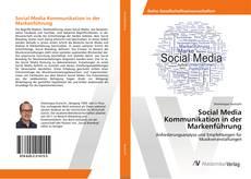 Borítókép a  Social Media Kommunikation in der Markenführung - hoz