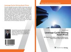 Bookcover of Leverage Cycles Driving Asset Prices