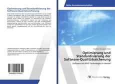 Optimierung und Standardisierung der Software-Qualitätssicherung kitap kapağı
