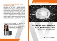 Bookcover of Einsatz von Neuroleadership in der virtuellen Führung