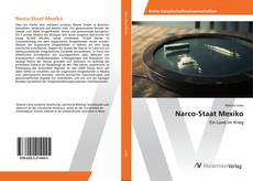 Buchcover von Narco-Staat Mexiko
