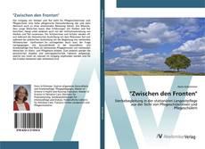 """Capa do livro de """"Zwischen den Fronten"""""""