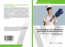 Обложка Prüfverfahren für individuell gefertigte Prothesenschäfte
