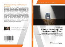 Capa do livro de Political Leadership und Charisma in der Politik
