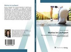 Bookcover of Motive im Laufsport