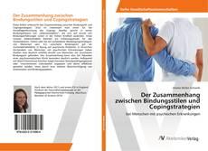 Bookcover of Der Zusammenhang zwischen Bindungsstilen und Copingstrategien