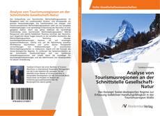 Bookcover of Analyse von Tourismusregionen an der Schnittstelle Gesellschaft-Natur