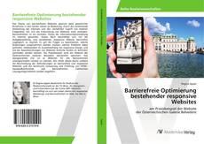 Barrierefreie Optimierung bestehender responsive Websites kitap kapağı