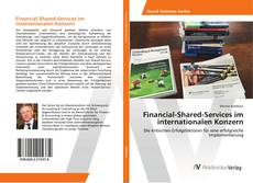 Portada del libro de Financial-Shared-Services im internationalen Konzern