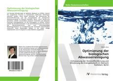 Borítókép a  Optimierung der biologischen Abwasserreinigung - hoz