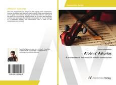 Bookcover of Albéniz' Asturias