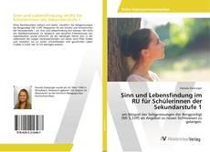 Bookcover of Sinn und Lebensfindung im RU für Schülerinnen der Sekundarstufe 1