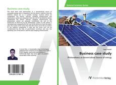 Обложка Business case study