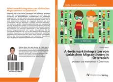 Buchcover von Arbeitsmarktintegraton von türkischen MigrantInnen in Österreich