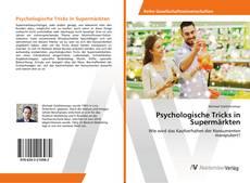 Обложка Psychologische Tricks in Supermärkten