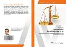 Buchcover von Untreue im Gesellschaftsrecht