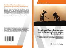 Capa do livro de Neoliberal Transformations and Indonesian Local Urban Communities