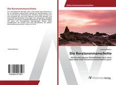 Обложка Die Roratorenmanschette