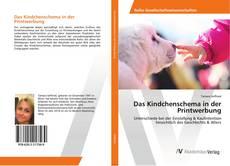 Bookcover of Das Kindchenschema in der Printwerbung