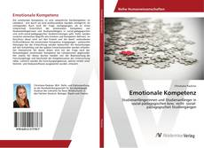 Bookcover of Emotionale Kompetenz
