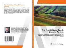 Bookcover of The Feasibility of Cap & Share in Austria