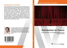 Couverture de Dolmetschen im Theater